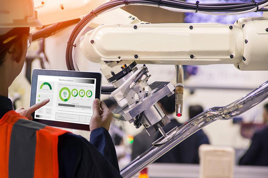制造业中的工业4.0